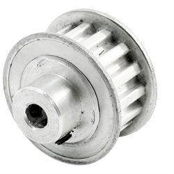 11mm Belt Width 5mm Bore 15 Teeth Synchronous Timing Pulleys for Stepper Motor