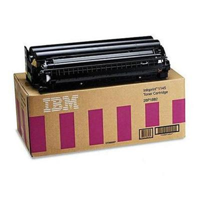 BLACK TONER CART INFOPRINT 1145