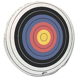 Archery Target with Lightweight Rolled Foam, Face (15 lbs.)