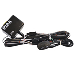 Piaa 34400 Piaa Wiring Harness  525 Driving Lamp Kit - 2 Large Black P