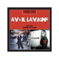 Avril Lavigne - Let Go/Under My Skin (Music CD)