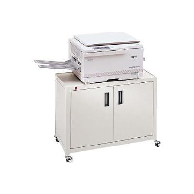 Basics Office Machine Stand Fc27-bk - Printer Stand With Cabinet