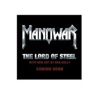 Manowar - Lord of Steel (Music CD)