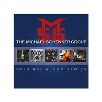 Michael Schenker Group - Original Album Series (Music CD)