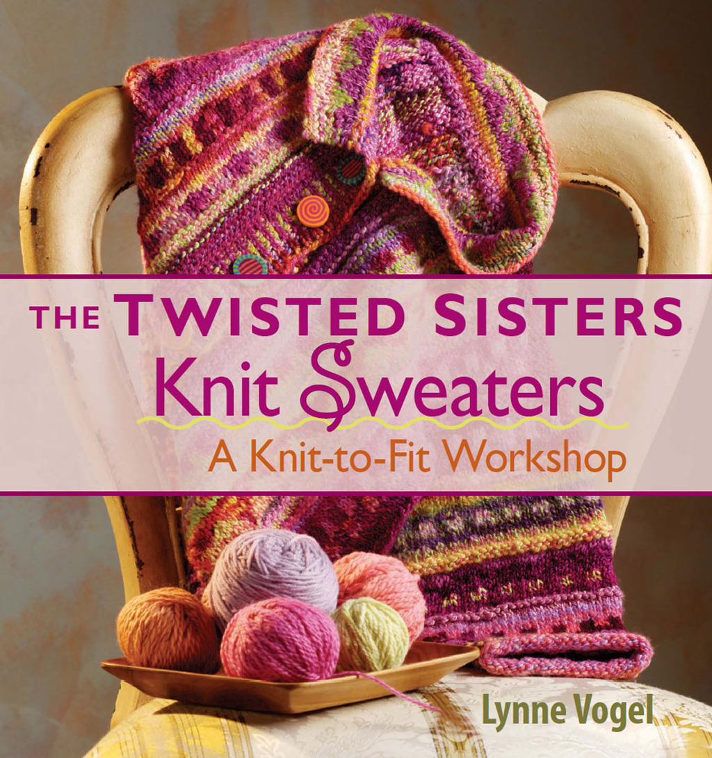 The Twisted Sisters Knit Sweaters (ebook)
