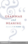 Grammar And Meaning