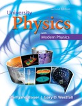 Bauer & Westfall's University Physics with Modern Physics, second edition, teaches students the fundamentals of physics through interesting, timely examples, a logical and consistent approach to problem solving, and an outstanding suite of online tools and exercises