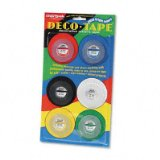 Chartpak Deco Bright Decorative Tape, 1/8