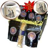 cgb_90101_1 Danita Delimont - Deer - USA, Idaho, Mule Deer, Buck - US13 GRE0060 - Gerry Reynolds - Coffee Gift Baskets - Coffee Gift Basket