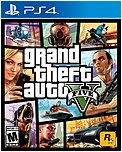 Rockstar Games 710425474521 Cusa-00419 Grand Theft Auto 5 Video Game For Playstation 4