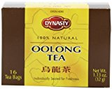 Dynasty Tea, Oolong, 1.13-Ounce (Pack of 6)