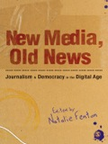 Have new communications technologies revitalised the public sphere, or become the commercial tool for an increasingly un-public, undemocratic news media? Are changing journalistic practices damaging the nature of news, or are new media allowing journalists to do more journalism and to engage the public more effectively? With massive changes in the media environment and its technologies, interrogating the nature of news journalism is one of the most urgent tasks we face in defining the public interest today