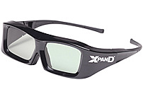 XPAND X103 P2 G1 X103 P2 G2 3D Active Shutter glasses require an IR emitter to synchronize the glasses to the 3D display