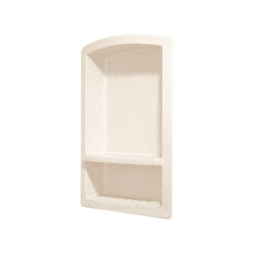 Swanstone Rs-2215-050 Recessed Solid Surface Soap Dish In Tahiti Desert