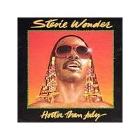 Stevie Wonder - Hotter Than July (Music CD)