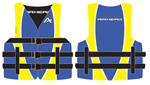 Airhead 1001003ablyw Family Nylon Life Vest - Youth Blue