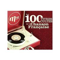 Various Artists - 100 Titres Cultes de La Chanson Francaise (Music CD)