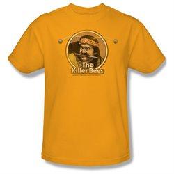 Mens SNL Short Sleeve KILLER BEES Large T-Shirt Tee