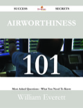 Airworthiness' is the amount of an aircraft's suitableness for safe flying