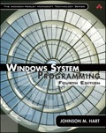 The Definitive Guide to Windows API Programming, Fully Updated for Windows 7, Windows Server 2008, and Windows Vista  Windows System Programming, Fourth Edition, now contains extensive new coverage of 64-bit programming, parallelism, multicore systems, and many other crucial topics