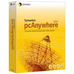 Symantec pcAnywhere v.12.5 Host & Remote - Complete Product - 1 User - Remote Management - Standard Retail - PC, Intel-based Mac, Mac