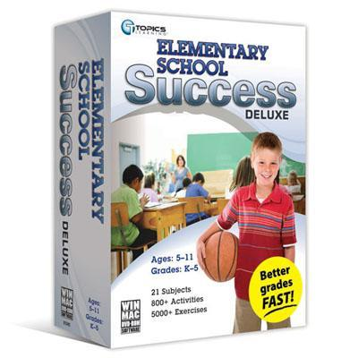 Elementary School Success Deluxe - complete package