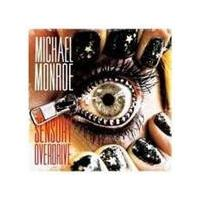 Michael Monroe - Sensory Overdrive ( DVD) (Music CD)