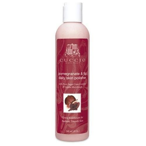 Cuccio Pomegranate & Fig Daily Skin Polisher 8 oz