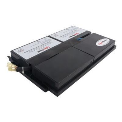 Cyberpower Rb0690x4 Rb0690x4 - Ups Battery - 4 X Lead Acid  9 Ah - For Smart App Intelligent Lcd/avr Or1500  Smart App Or Series Or1500