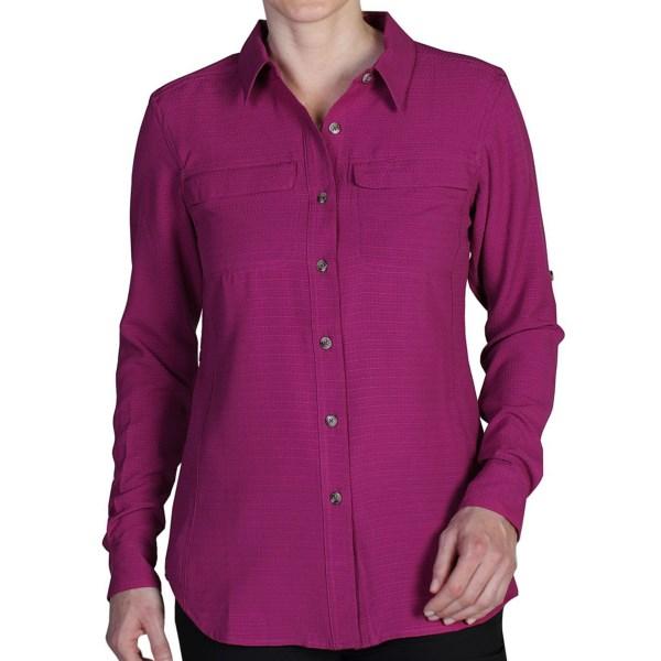 ExOfficio Gill Shirt - UPF 20 , Long Sleeve (For Women)