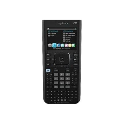 Texas Instruments N3cas/clm/2l1 Ti-nspire Cx Cas Handheld - Graphing Calculator - Usb - Battery