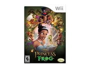 Disney Princess And The Frog For Nintendo Wii #zmc