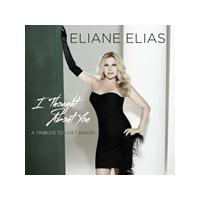 Eliane Elias - I Thought About You (A Tribute To Chet Baker) (Music CD)