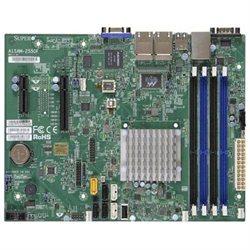 Supermicro A1SRM-2558F-B Intel Atom C2558 DDR3 SATA3 V 4GbE MicroATX Motherboard CPU Combo Bul