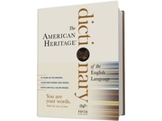 Houghton Mifflin 1034296 American Heritage Dictionary of the English Language, 2,112 Pages