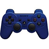 PlayStation 3 Dualshock 3 Wireless Controller (Blue)