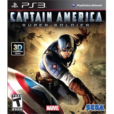 Captain America: Super Soldier PS3 by PS3