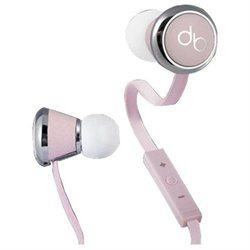 Diddybeats by Dr. Dre Pink In-Ear Headphone from Monster - PINK