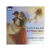 Karoly Goldmark - Rustic Wedding Symphony, Sakantala Overture (Butt, RPO) (Music CD)