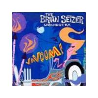 The Brian Setzer Orchestra - Vavoom! (Music CD)