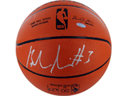 Brandon Jennings Signed I/o Nba Basketball
