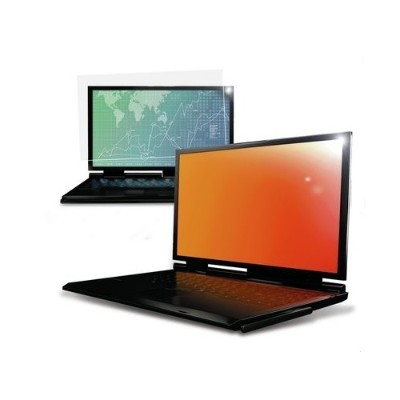 3m Gf125w9b Gold Privacy Filter For Widescreen Laptop 12.5