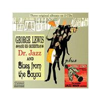 George Lewis - Dr. Jazz and Blues from the Bayou/The Complete Jazz Man Session (Music CD)