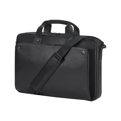 Hp Inc. P6n25aa Executive Top Load - Notebook Carrying Case - 17.3 - Black - For Elitebook 1040 G3  745 G3  755 G3  Probook  Spectre Pro X360 G2  X2