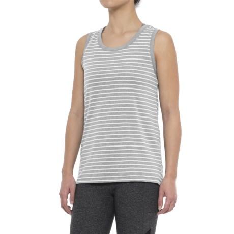 Yogalicious Cowl Back Shirt - Sleeveless (for Women)
