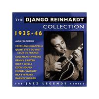 Django Reinhardt - Django Reinhardt Collection, 1935-46 (Music CD)