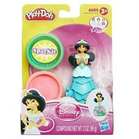 Play-doh Mix 'n Match Figure Featuring Disney Princess Jasmine By Play-doh