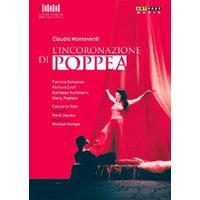 Monteverdi: Incoronazione di Poppea (Music CD)