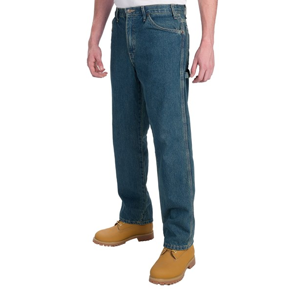 Dickies Relaxed Fit Carpenter Jeans - Straight Leg (for Men)