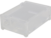 DIYPC PI-Case-B  clear Compact Acrylic Case for Raspberry Pi board model B